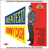 Greatest! (2017 Definitive Expanded Remastered Edition) von Johnny Cash