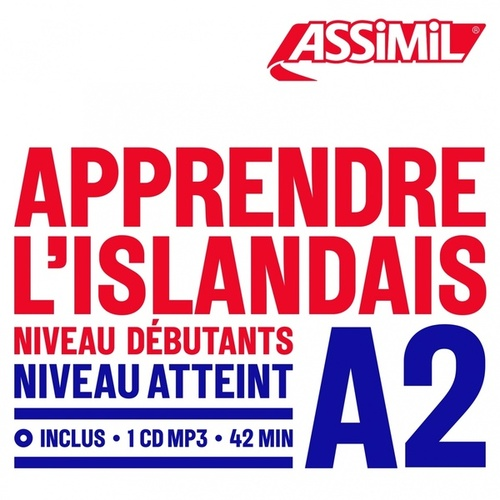 Apprendre l'islandais by Assimil