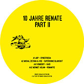 10 Jahre Renate Pt. 2 by Various Artists