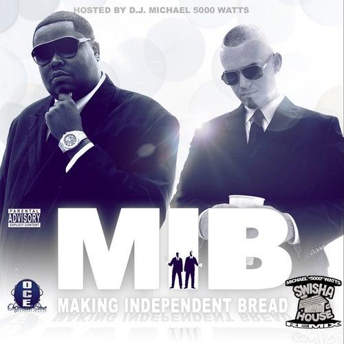 M.I.B. (Making Independent Bread) [DJ Michael '5000' Watts Swishahouse Remix] by Paul Wall