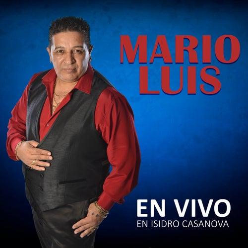 En Vivo en Isidro Casanova by Mario Luis