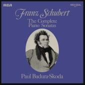 Schubert: Piano Sonatas D. 959, D. 960, D. 664, D. 845 & D. 850 de Paul Badura-Skoda