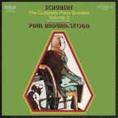 Schubert: Six Sonatas (1817-1823) de Paul Badura-Skoda