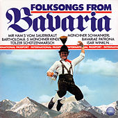 Folksongs From Bavaria by Various Artists
