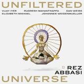Unfiltered Universe (feat. Vijay Iyer, Rudresh Mahanthappa, Johannes Weidenmueller, Dan Weiss & Elizabeth Mikhael) by Rez Abbasi