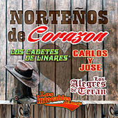 Nortenos De Corazon by Various Artists
