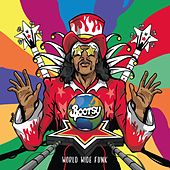 Hot Saucer (feat. Musiq Soulchild & Big Daddy Kane) by Bootsy Collins