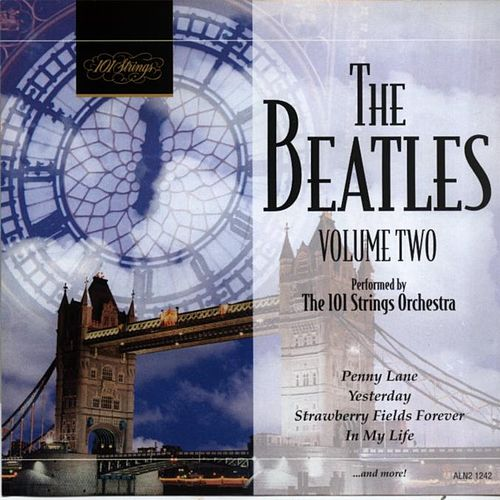 The Beatles Vol. 2 by 101 Strings Orchestra