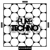 Pure Techno, Vol. 2 by Various Artists