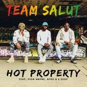 Hot Property de Afro B Team Salut with Tion Wayne