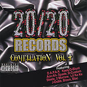 20/20 Records Compilation, Vol. 1 de Various Artists