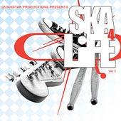 Quickstar Productions Presents : Ska 4 Life volume 3 de Various Artists