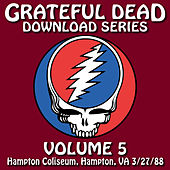 Download Series Vol. 5: Hampton Coliseum, Hampton, VA 3/27/88 (Live) by Grateful Dead