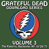 Grateful Dead Download Series Vol. 3: The Palestra, Rochester, NY, 10/26/71 de Grateful Dead