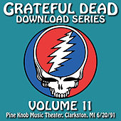 Grateful Dead Download Series Vol. 11: Pine Knob Music Theater, Clarkston, MI, 6/20/91 de Grateful Dead