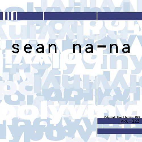 ...and His Baby Blue by Sean Na Na
