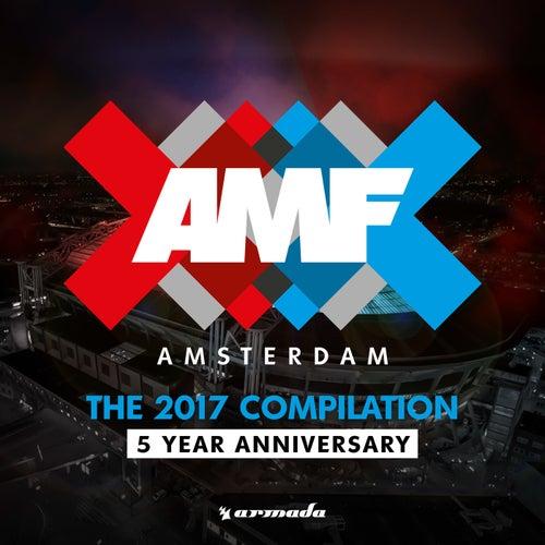 AMF 2017: Amsterdam - 5 Year Anniversary Album von Various Artists