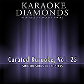 Curated Karaoke, Vol. 25 by Karaoke - Diamonds