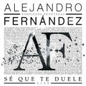 Sé Que Te Duele (Live) by Alejandro Fernández
