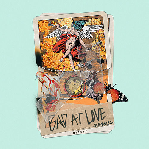 Bad At Love Remixes von Various Artists