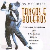 Os Melhores Tangos e Boleros by Various Artists