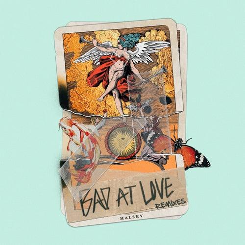 Bad At Love Remixes by Halsey