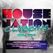 House Nation Clubbing - Ibiza 2017 de Various Artists