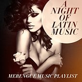 A Night of Latin Music - Merengue Music Playlist by Various Artists