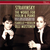 Stravinsky: Complete Works for Violin and Piano by Various Artists