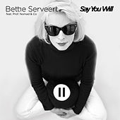 Say You Will von Bettie Serveert