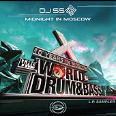 Midnight in Moscow (L.P. Sampler) by DJ SS