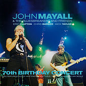 70th Birthday Concert (Live) von Various Artists