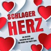 Schlager Herz - Die besten Discofox Hits 2017 für deine Fox Party 2018 by Various Artists