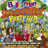 Ballermann Schützenfest Party Hits, Vol. 1 von Various Artists