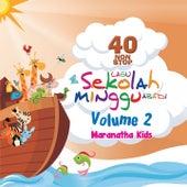 40 Lagu Sekolah Minggu Abadi, Vol. 2 de Maranatha! Kids