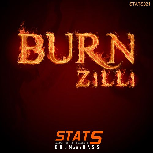 Burn - Single von Zilli