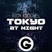 Tokyo At Night by Rich Knochel