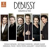 Debussy: Sonatas and Piano Trio by Bertrand Chamayou