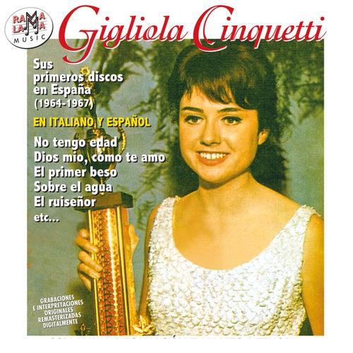 Sus Primeros Discos en España (1964-1967) by Gigliola Cinquetti