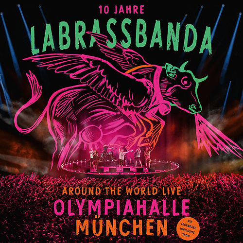Around the World (Live) by LaBrassBanda