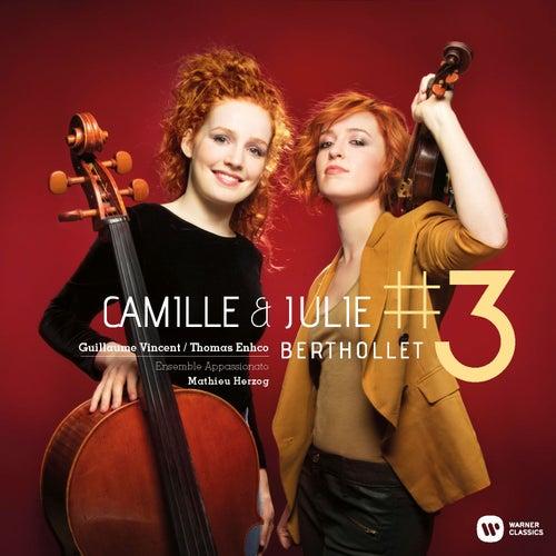 #3 - Kreisler: 3 Old Viennese Dances: II. Liebesleid de Camille Berthollet