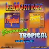 Generación Tropical, vol. 32 & 33 (Edición Especial) de Los Hermanos Martinez de El Salvador