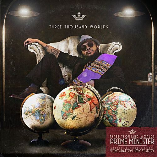 Three Thousand Worlds by Prime Minister