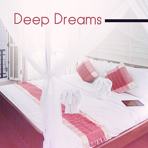 Deep Dreams – Peaceful Music for Sleep, Jazz at Night, Relax, Soft Sounds, Delicate Jazz to Bed by Relaxing Piano Music