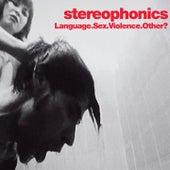 Language. Sex. Violence. Other? (Live) de Stereophonics