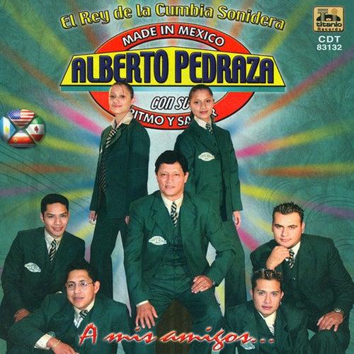 A Mis Amigos by Alberto Pedraza Con Su Ritmo Y Sabor