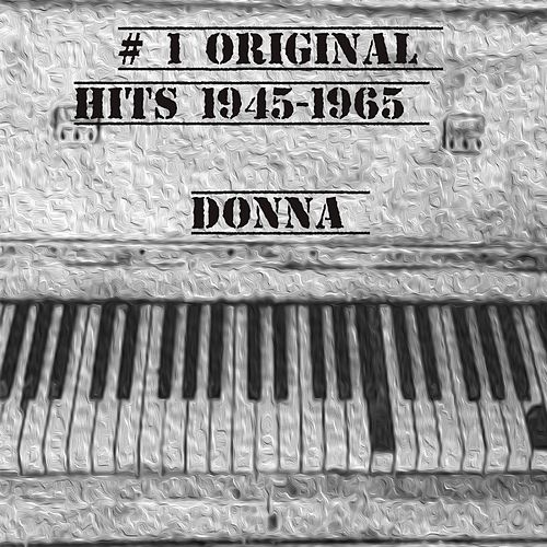 # 1 Original Hits 1945-1965 - Donna by Various Artists