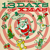 Bloodshot Records' 13 Days of Xmas by Various Artists