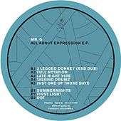 All About Expression EP by Mr. G