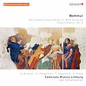 Wehmut: The Complete Choral Works for Male Voices by Franz Schubert, Vol. 3 by Various Artists